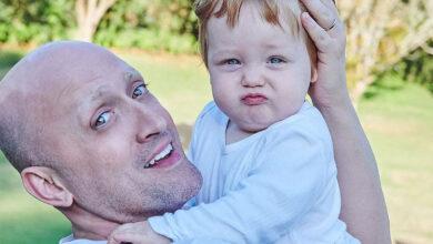 Paulo Gustavo e o filho Romeu. (Foto: Reprodução/Instagram)