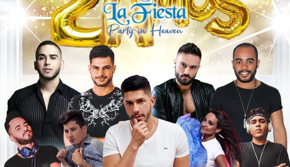La Fiesta terá três dias de programação de aniversário. Foto: Divulgação)