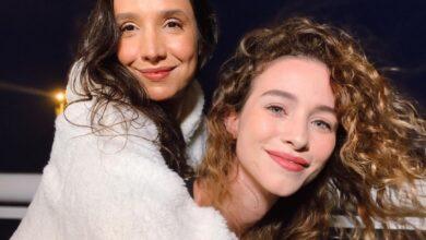 Maria Maya e Laryssa Ayres terminam relacionamento de 2 anos, segundo site Extra. (Foto: Reproduçao/Instagram)