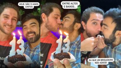 Filho de Mauricio de Sousa comemora 13 anos de casado. (Foto: Reprodução/Instagram)