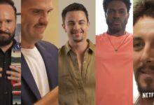 Netflix divulgou elenco da versão brasileira de 'Queer Eye'. (Foto: Reprodução/YouTube)