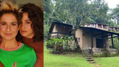 Nanda Costa compra casa em ilha de Paraty. (Foto: Reprodução/ Instagram/EXTRA)