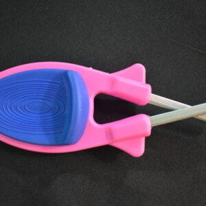 Pink Knife sharpener