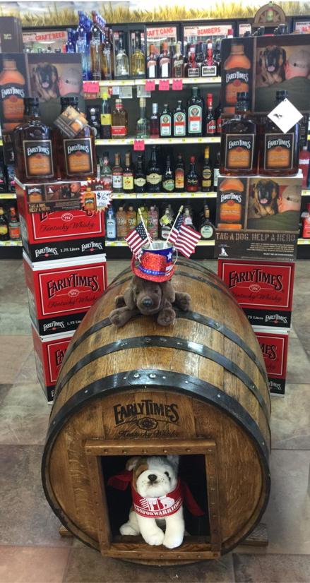 whisky-barrel