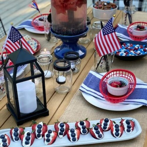 July 4th decor
