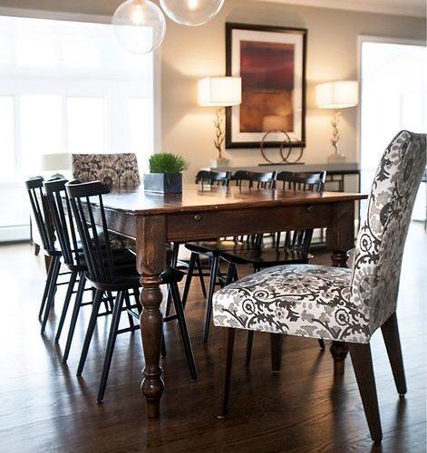 dining room interior design Ridgefield, Connecticut