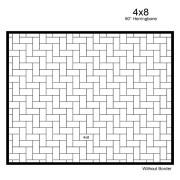 4X8-90-HERRINGBONE