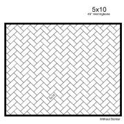 5X10-45-HERRINGBONE