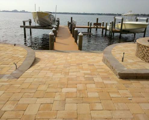 brick paver pool patio 2