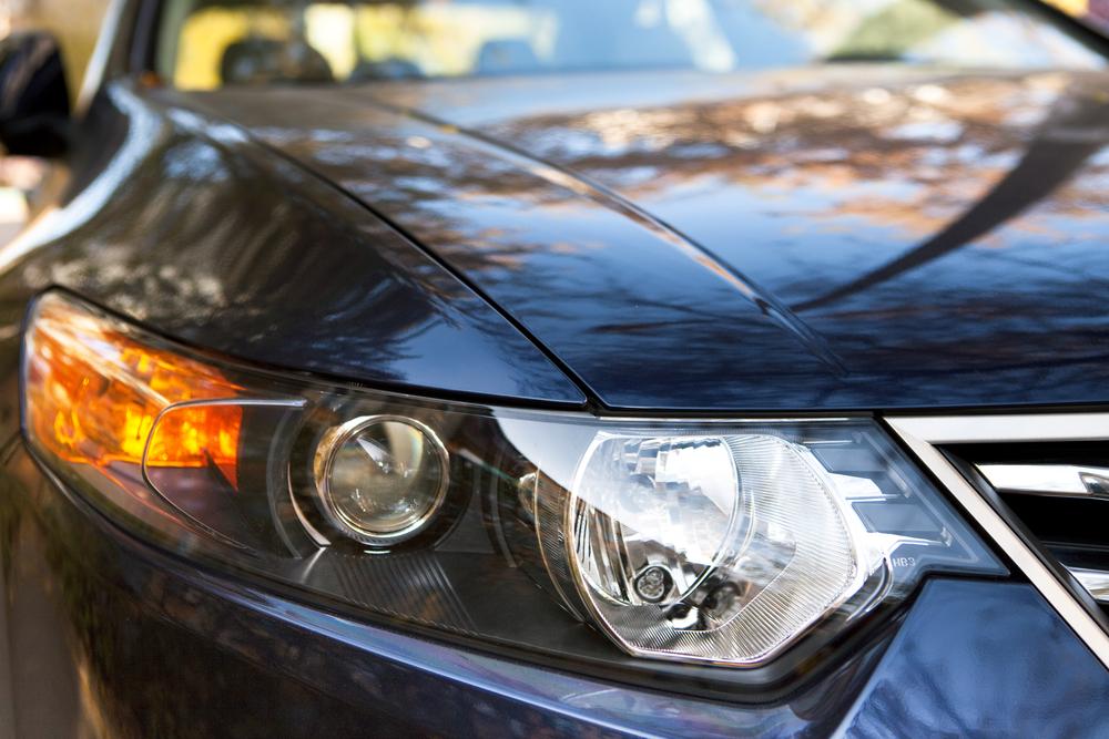 options upgrading vehicle headlights