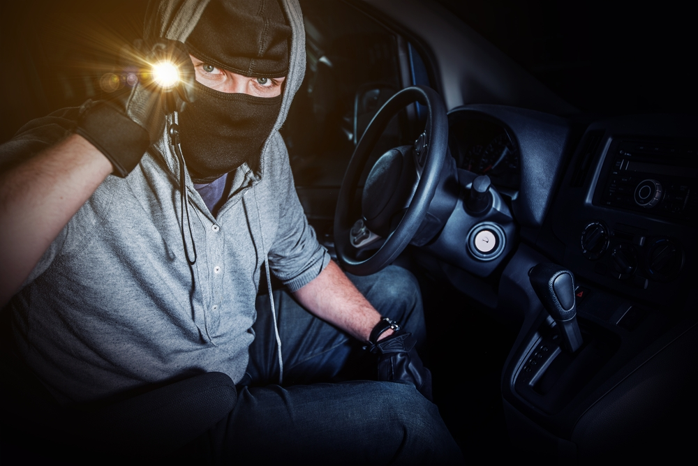 car security avoiding stolen vehicle