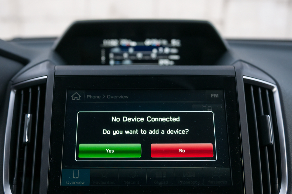 advantages Bluetooth technology vehicle