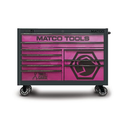 Matco Tool Box 4225RP - Tools for the Cause