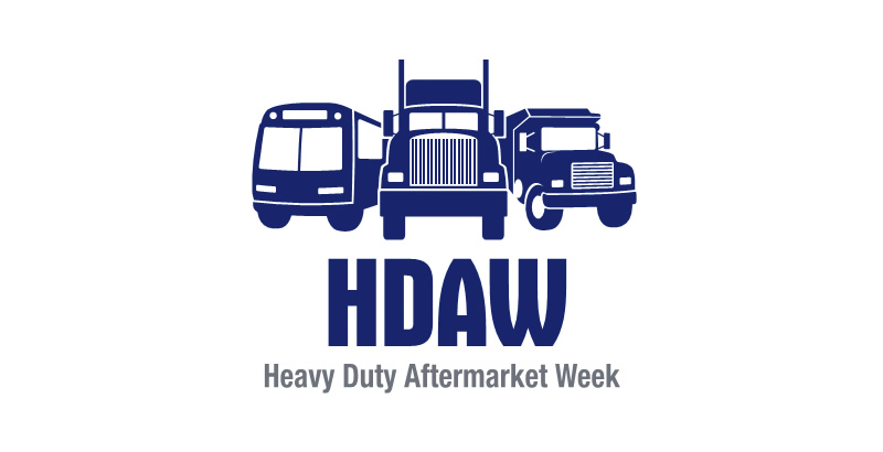 Heavy Duty Aftermarket Week - HDAW