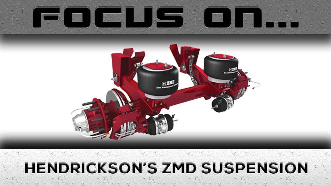 Hendrickson ZMD Trailer Suspension