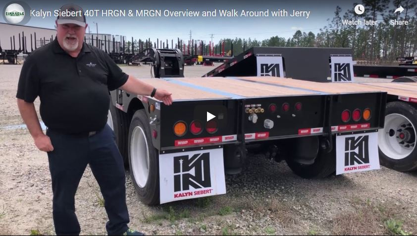 Kalyn Siebert RGN Trailers