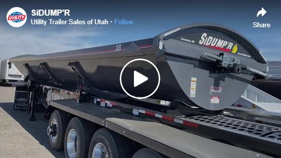 Sidumpr 5 Axle Trailer at Utility Trailer Sales of Utah
