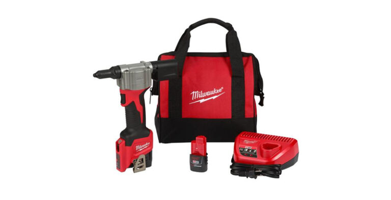 Milwaukee M12 Rivet Tool