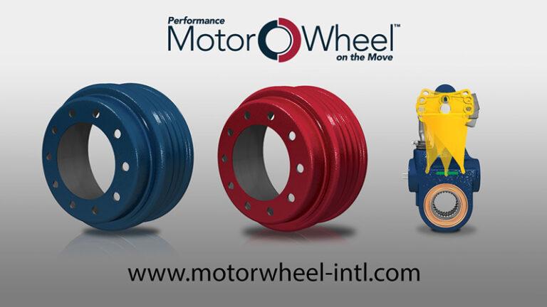 Motor Wheel - Drums & Slack Adjuster