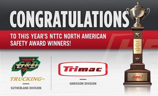 National Tank Truck Carriers (NTTC) Safety Awards