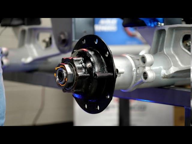 Wheel End Bearing Adjustment