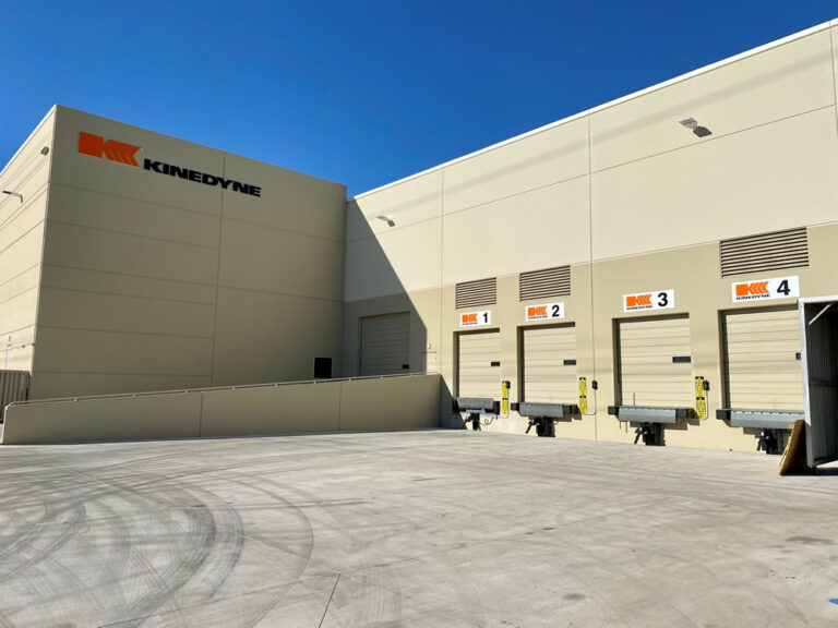 Kinedyne Azusa California Distribution Facility