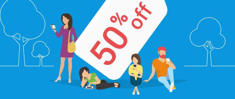 Coupons via Email & Text Help You Increase Sales