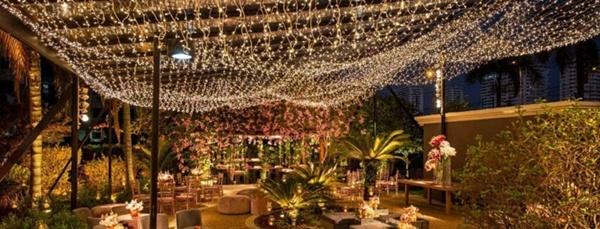 velas decoracao casamento
