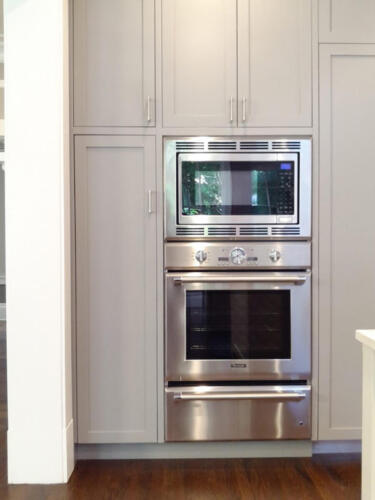 kitchen wall ovens