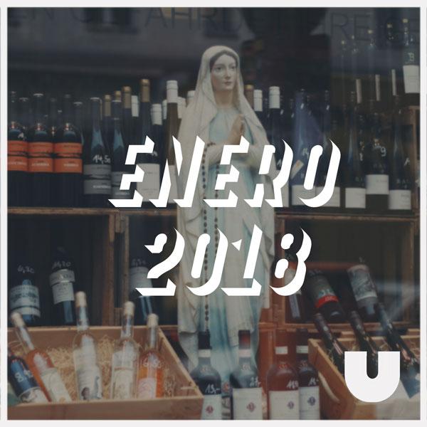 Playlist – Enero 2018