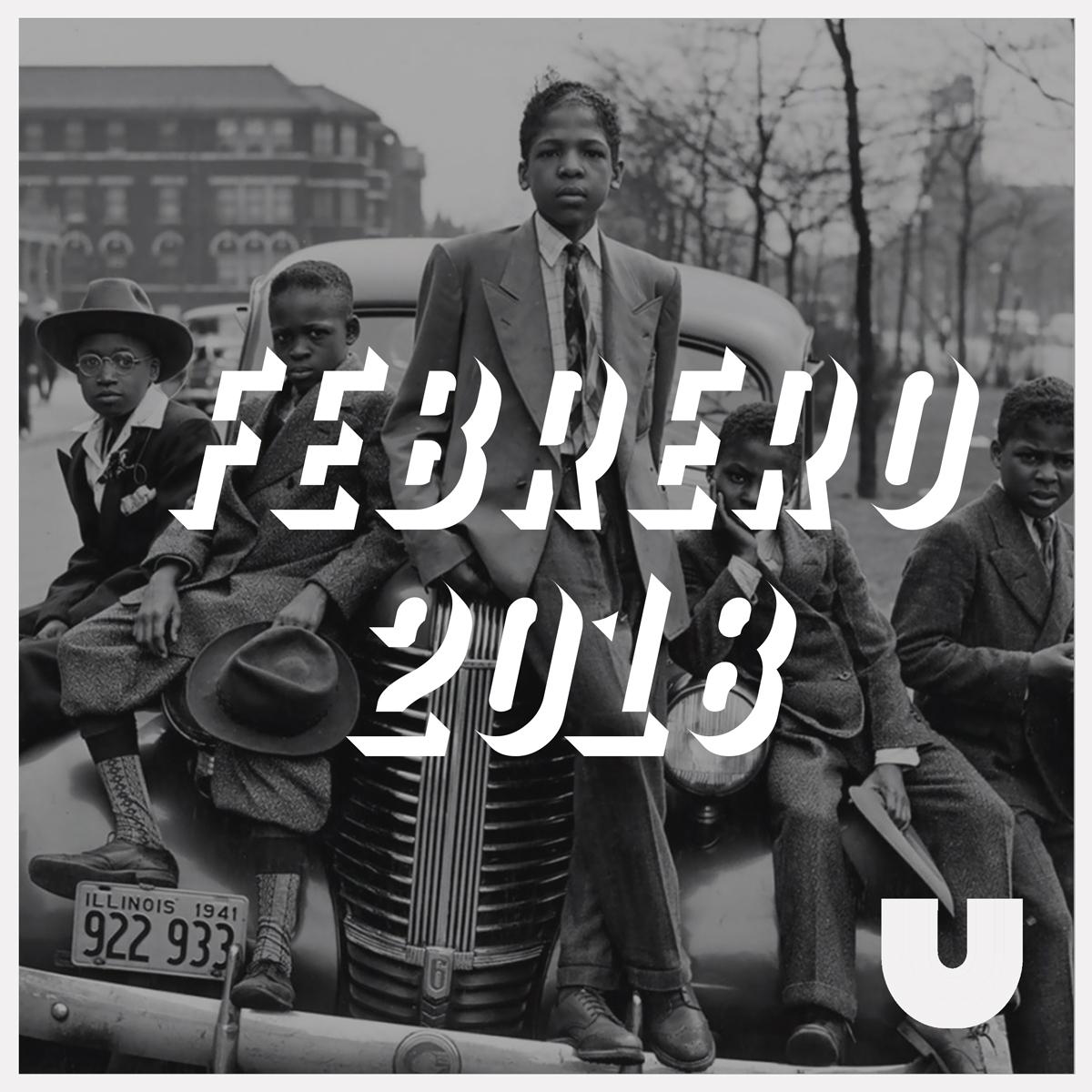 Playlist – Febrero 2018