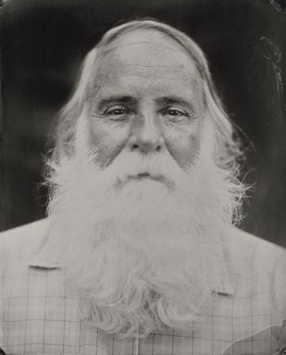 Tintype Portraits: Keliy Anderson-Staley
