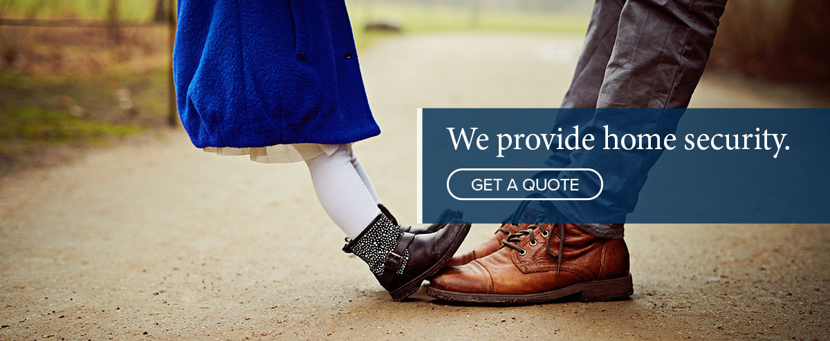 We provide home security- Webb Insurance Group - Get a quote