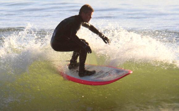 World Record Surfing Marathon
