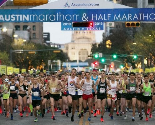 Runners can use these 9 tips to see improvement all the way to the Austin Marathon start line.