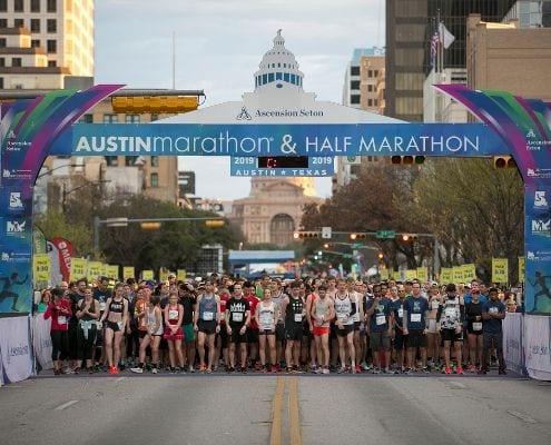 The Austin Marathon KXAN Simple Health 5K will take place on February 16, 2020.