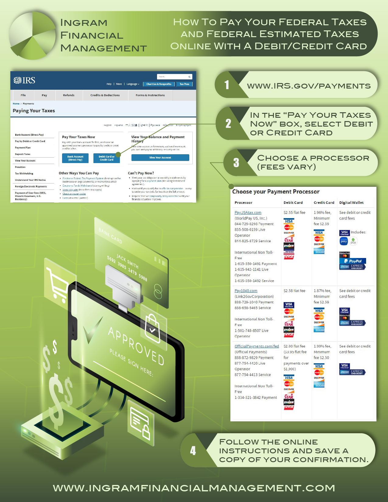 Ingram Financial Management Online CC Payment