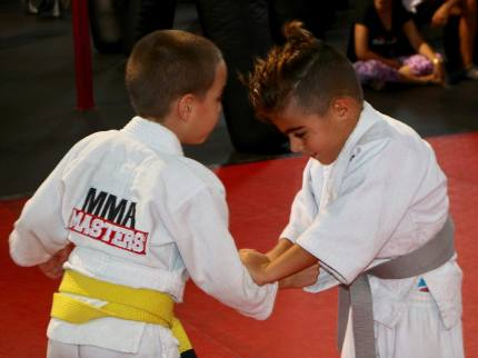 KIDS MMA & KIDS JUDO