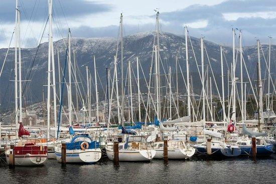 Bellerive Yacht Club Kangaroo Bay