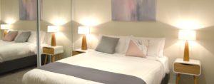 Apartment 7 - Bedroom - Slider