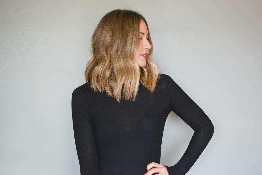 quick hair curling tutorial