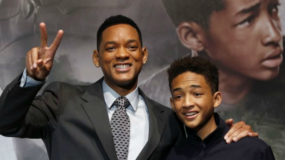 will smith and jaden smith reuters 660