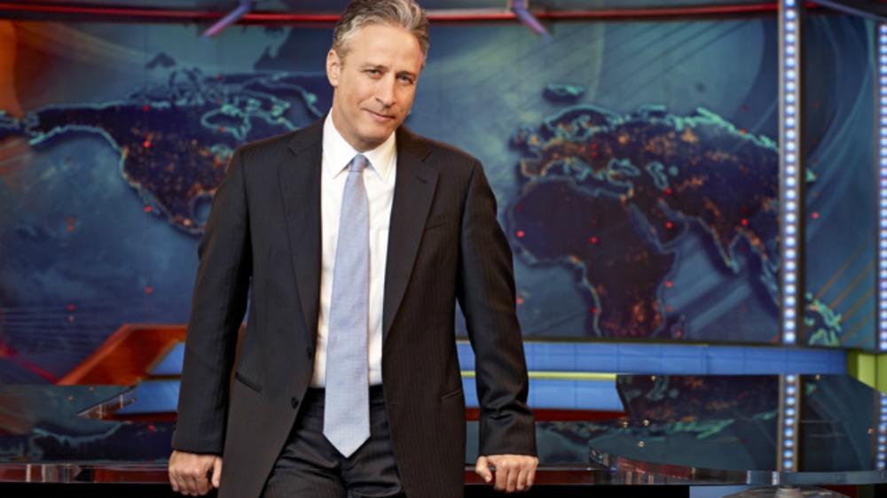 Jon Stewart comedy central
