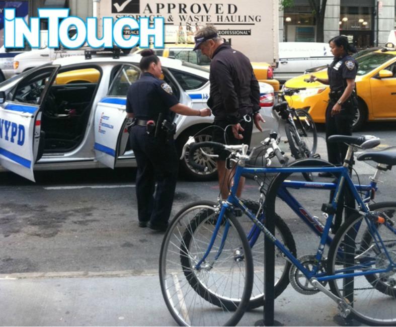 Arrest1 handout in touch alec baldwin