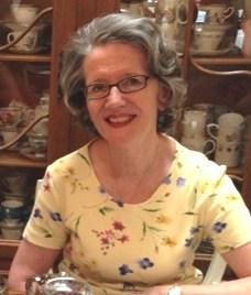 Photo of Vicki Weisfeld