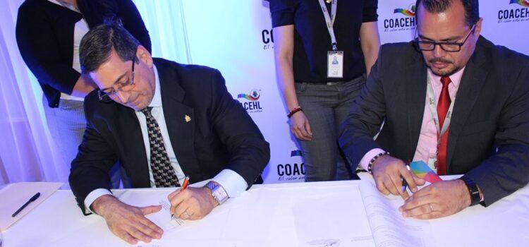 Firma de convenio con el RAP