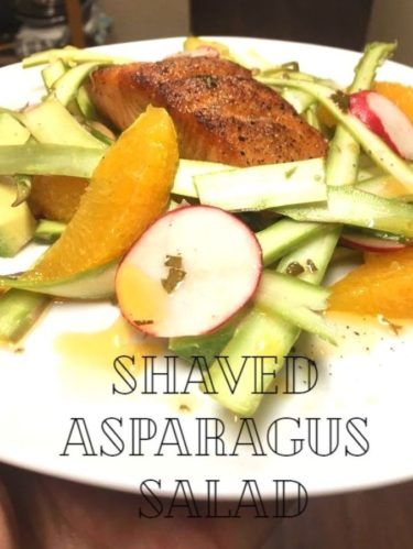 Asparagus Salad - pic