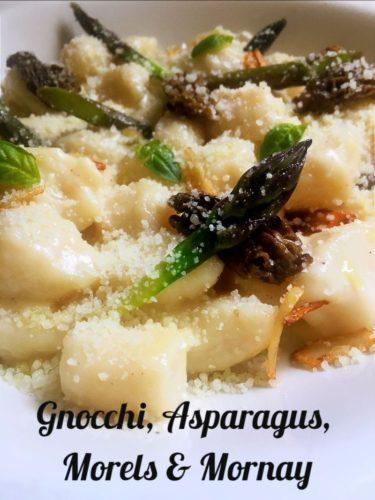 gnocchi asparagus