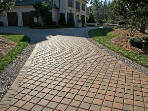 Fort Myers, Naples Paver Companies, Naples, FL Paver Installers, Paver patterns, Stacked Bond Paver Pattern