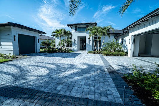 Marco Island Paver Transformation